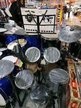 Drum Elektrik Yamaha DTX 402 Bisa Kredit Tanpa Kartu Kredit