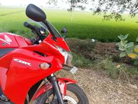 I want sell my Honda cbr 250r