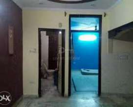2bhk builder's floor independent SEPARATE entry beautifully
