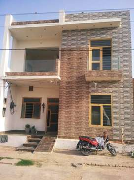 Duplex Villa in fully facility colony and newly made since last year