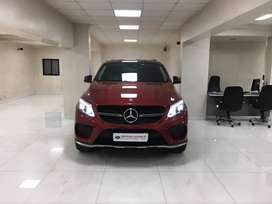 Mercedes-Benz GLE COUPE 43 4MATIC, 2016, Petrol