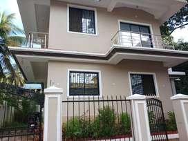 4bhk new Independen villa Siolim/Sodiem road 3km from Mapusa  Goa.