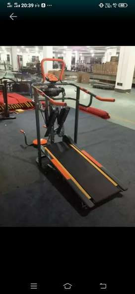 Jual sport treadmil manual 7fungsi