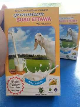 Susu kambing etawa premium
