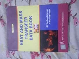 HMT DATA BOOK