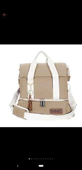 Cooler Bag GABAG - Thermal Bag Executive Caramel
