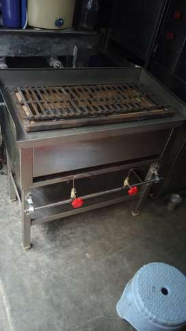 Barbeque stove