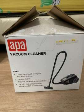 APA vacuum cleaner dry penghisap debu kering 2 liter