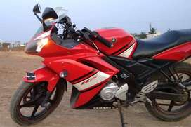 R15 V1 ,well maintained, less driven
