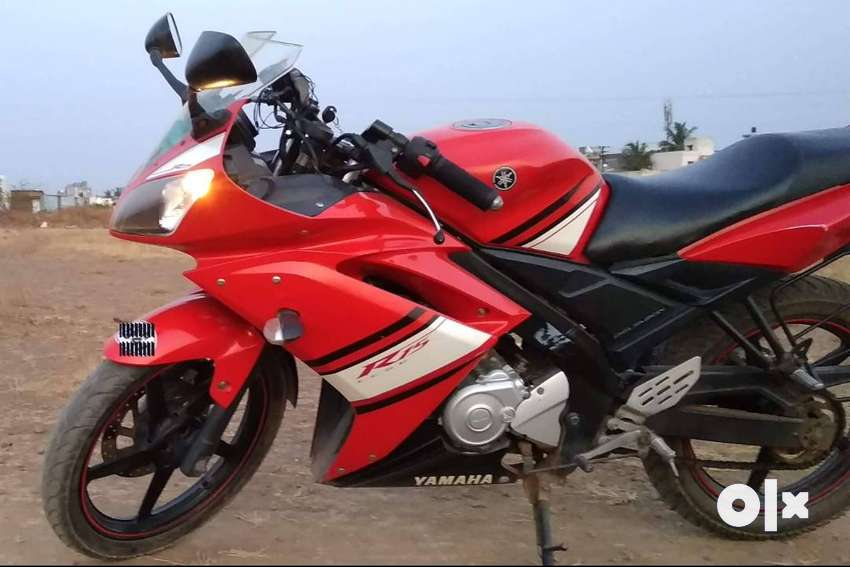 R15 V1 ,well maintained, less driven 0