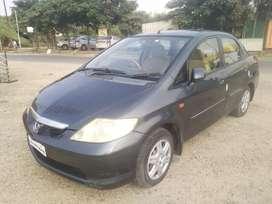 Honda City, 2004, Petrol