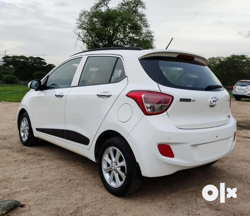 Hyundai Grand I10 i10 Sports Edition Kappa VTVT, 2016, Petrol 0