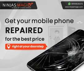 Mobile Repair at Doorstep in Zirakpur