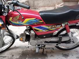 sale bike new condition  kisto pr le hai  pricJayae main kami ho gi