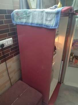 Godrej good condition 2010 litre fridge urgent sale