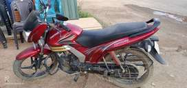 Bike is in good condition only 10000 km driven