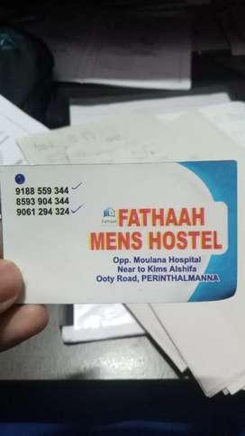 Accommodation for Men