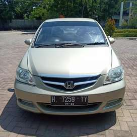 New city 2006 vtec matic facelift istimewa