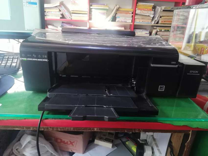 Epson L 805 6 moth used 1500 print out only 39999 0