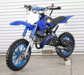 Brand New 49 cc dirt bike for kids