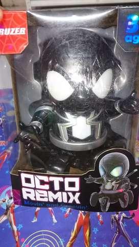 Dance Hero Spiderman hitam baru