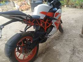 KTM RC200 IN GOOD CONDITION