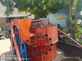Cetakan buis beton ready u80 50 siap dikirim