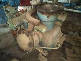 Compressor merek GRASSO RC 311 made in HOLLAND ( Belanda)