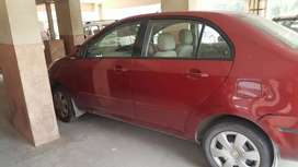 Single handed mehroon original colour no accident all tyres new
