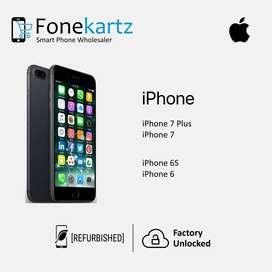 Refurbished Apple iPhone 7 Plus | 7 | 6S | 6