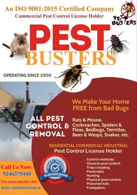 Pest buster