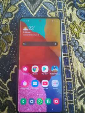 Samsung A51 mobile at best rate