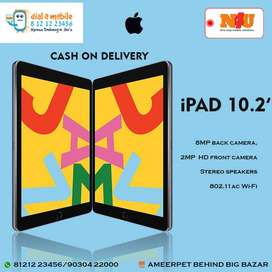 10.2 inch iPad (7th Gen) with 8 MP  Camera @ N4U mob