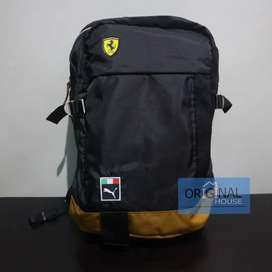 Tas Ransel Puma Ferrari SF Fan Wear Backpack Original BNWT