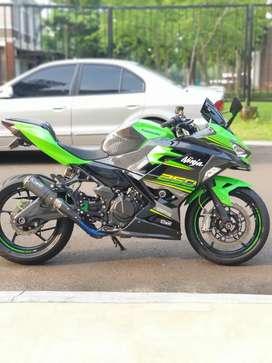 Ninja 250 fi 2018 full modif