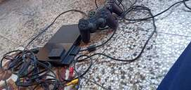 Sony ps2 with memory card