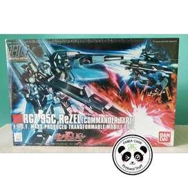 ((NEGO)) HG RGZ-95C ReZel (Commander Type) Gundam