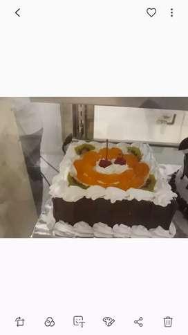 Kue tart  weding kue tart ultah ready setiap hari fres from oven