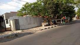 Tanah Disewakan Di Jl. Lampersari, Semarang