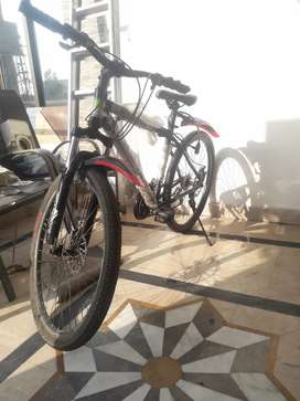 Caspian mountain bicycle