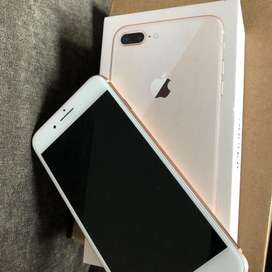 phone 8 plus in Brand new condition with warranty available It's 128 G