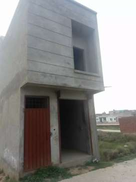 1.3 marla commercial  shop and house for sale