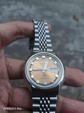 jam tangan arloji seiko advan langka automatic 6106