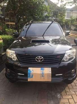 Dijual Toyota Fortuner TRD G 2014 mulus Siap Pakai