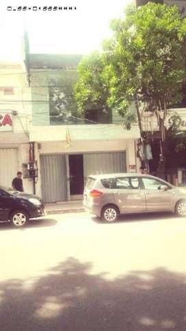 Ruko di Kertajaya, Hadap Utara, Row Jalan Raya QJR4