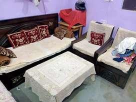 5 seater h or ise single bed bhi bna skte ho