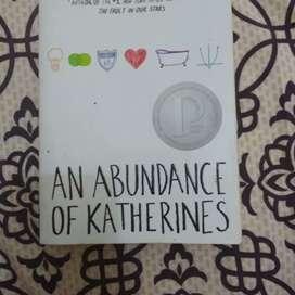 BUKU ORI An Abundance of Katherines