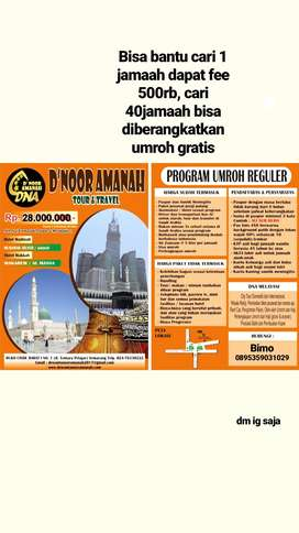 Tour travel umroh DNA Indonesia