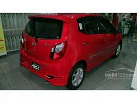 Nyari mobil Agya Trd atau Ayla x elegan warna Habang