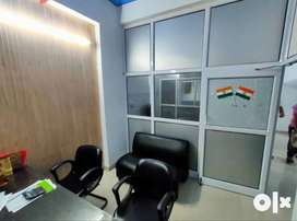 fully furnished commercial office space/ ready to move in dEHRADUN